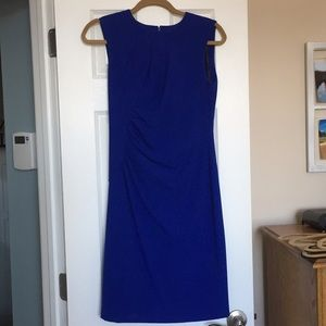 Blue Dress perfect for work